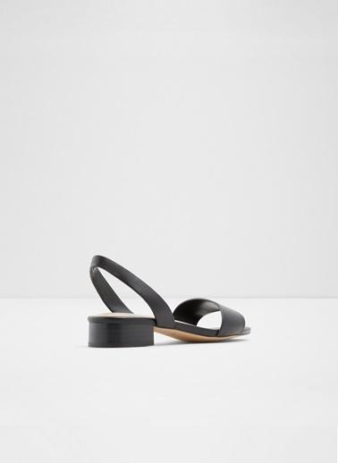 Aldo Doredda - Taba Kadin Topuklu Sandalet Siyah